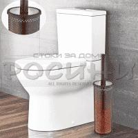 """Висока четка за тоалетна чиния """"Retro""""/wc четки"""