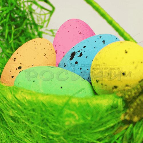 Декоративни яйца за Великден 6бр.