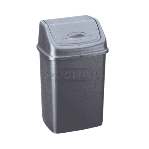Кош за битови отпадъци 8,4л./кошче за боклук