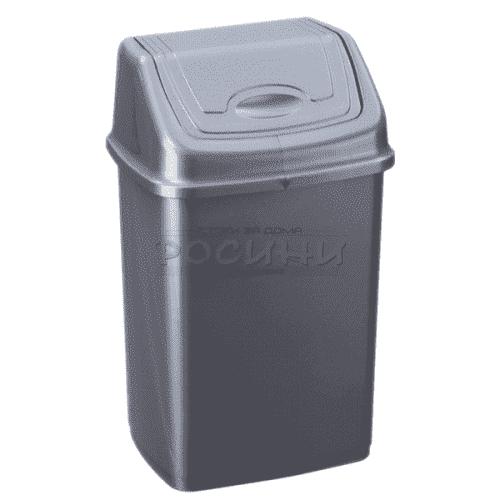 Кош за битови отпадъци 24л./кошче за боклук