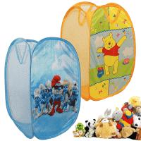 Детски кош за играчки 56x35см./детски органайзер