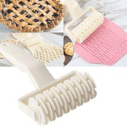 Валяк за декорация на тесто/ролер за тесто