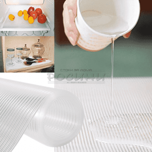 Водоустойчива,предпазваща подложка за кухнята