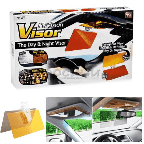 Визьор за кола HD Vision/сенник за шьофиране за автомобил