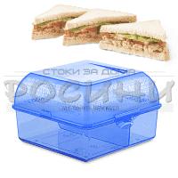 """Кутия за обяд с две отделения """"Smart"""""""