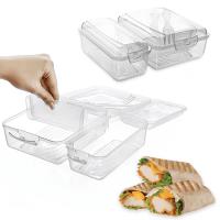 """Кутия за обяд с две отделения и прибори """"Smart"""""""