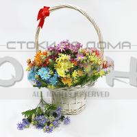 Декоративен букет Маргаритки/изкуствени цветя за декорация