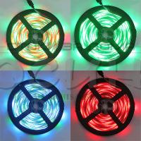 LED лента с дистанционно 5м./светеща украса