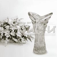 Стъклена ваза за цветя SANTA