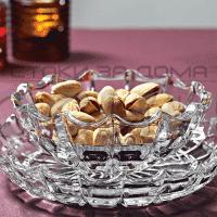 Стъклени купички 10,5см. ROMANCE/купа за ядки