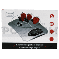 Домакински,електронен кантар 5кг.