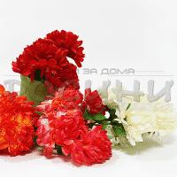 Декоративен букет божур/изкуствени цветя за декорация