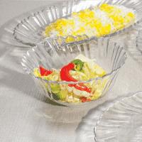 Комплект стъклени купи 24,5см. Dayana/2бр. купи за сос,супа,салата
